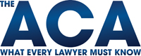 Affordable Care Act Seminar for Attorneys